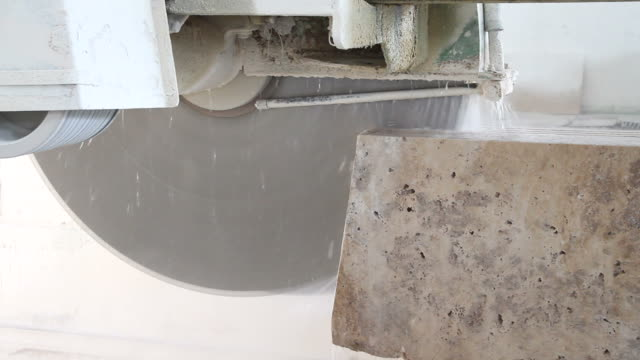 stockvideo's en b-roll-footage met marble industry - marmer
