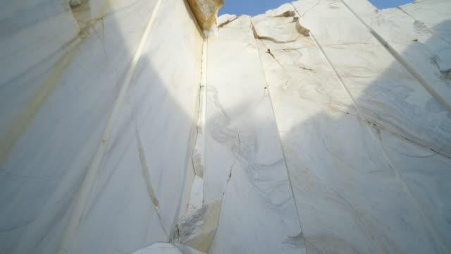 marmor stenbrott plats enorma marmorblock - marble bildbanksvideor och videomaterial från bakom kulisserna