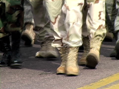Marching Boots video