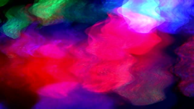 vídeos de stock, filmes e b-roll de mardi gras, coloridos iluminação. - colorful background