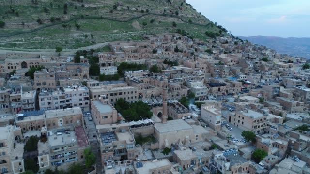 Mardin Historical City Drone 4K Mardin Historical Drone 4K mardin stock videos & royalty-free footage