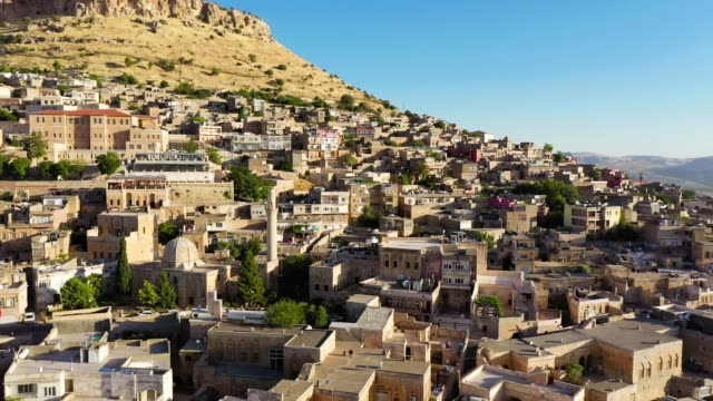 Mardin is a city in southeastern Turkey. Mardin is a city in southeastern Turkey. The capital of Mardin it is known for the Artuqid architecture of its old city, and for its strategic location. mardin stock videos & royalty-free footage