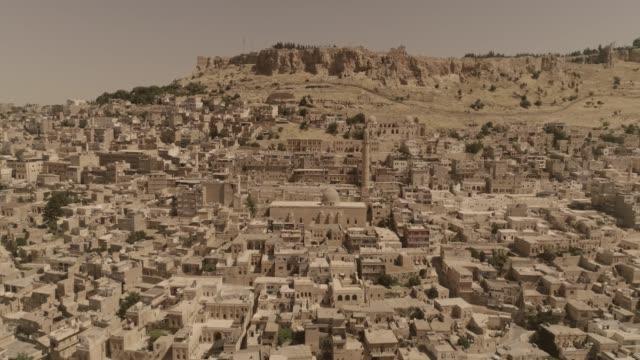 Mardin Mardin Havadan Görüntüsü mardin stock videos & royalty-free footage