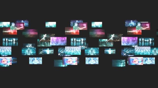 vídeos y material grabado en eventos de stock de optimización de marketing para digital business concept art - seo