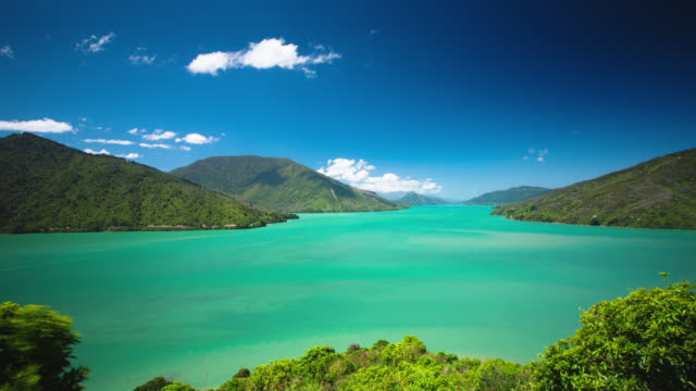TIME LAPSE: Marlborough Sounds New Zealand video