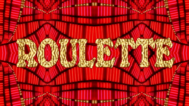 ROULETTE Marquee video