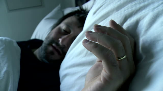 HD: Married Man Sleeping Alone video