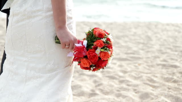 Married on the beach video