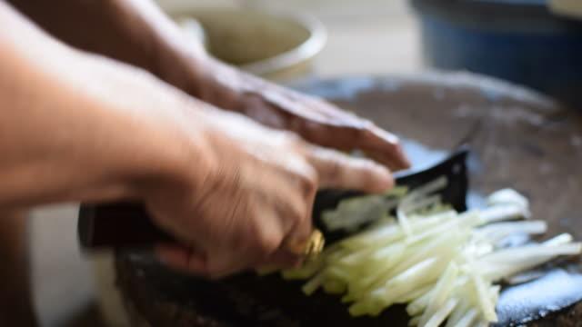 Marrow vegetable split video