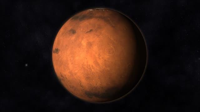 Mars Animation video