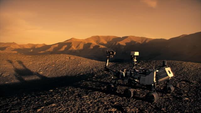 nasa mars discovery rover. - mars bildbanksvideor och videomaterial från bakom kulisserna