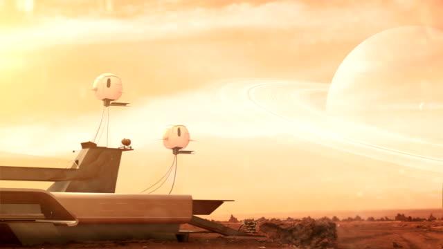 Mars Exploration video