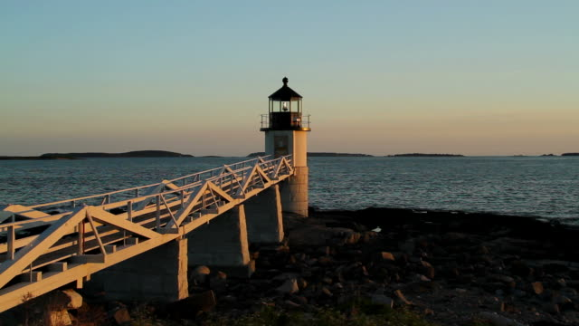 Marshall Point Lighthouse, Maine video