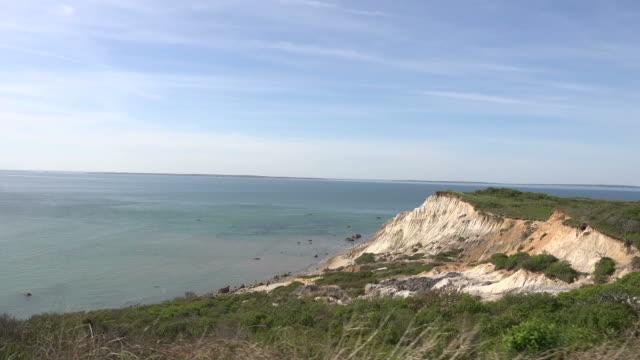 Martha's Vineyard Cliffs video