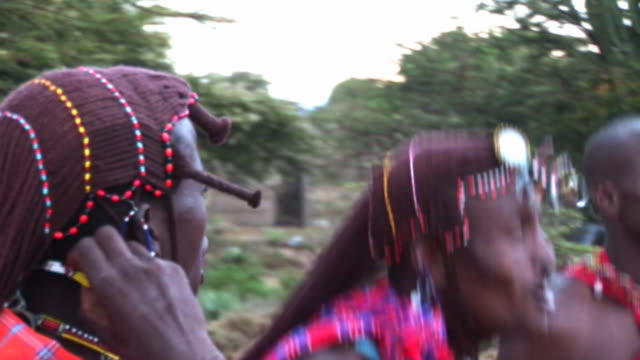 Masai Dance video