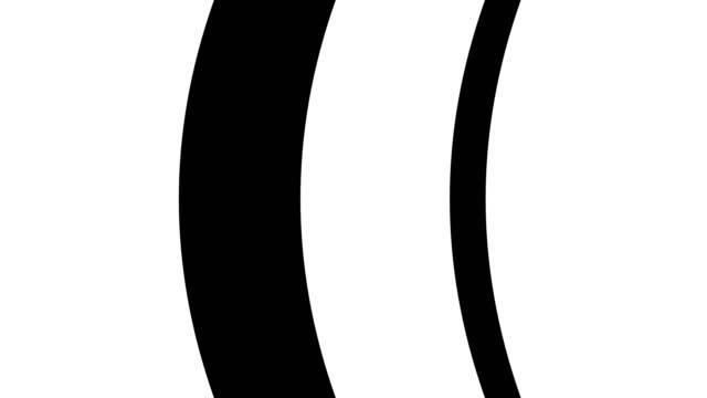 mask av ändra ram. looping. 4k-upplösning. - diabild bildbanksvideor och videomaterial från bakom kulisserna