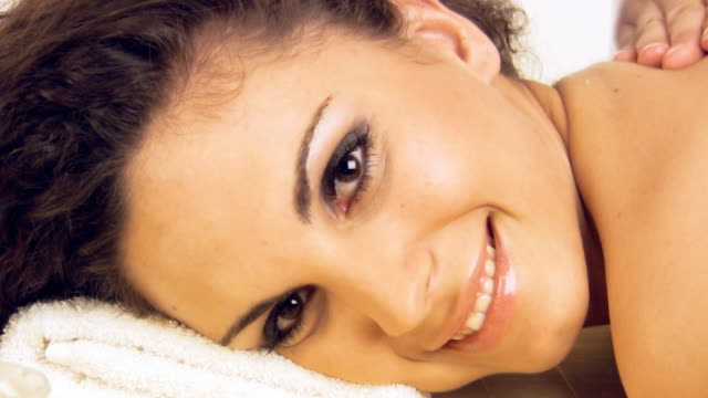 HD: Massage treatment video