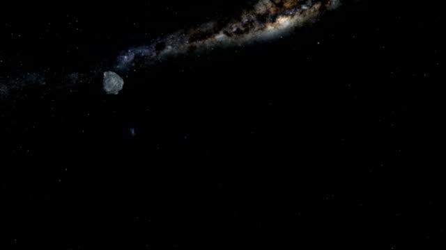 Massive Asteroid Strikes Earth video