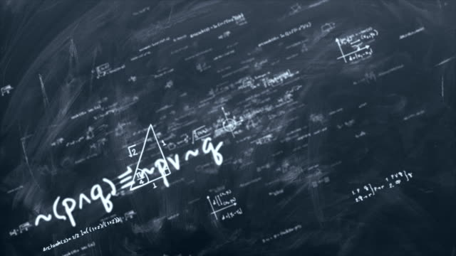 matematik formulleri loop - physics stock videos and b-roll footage