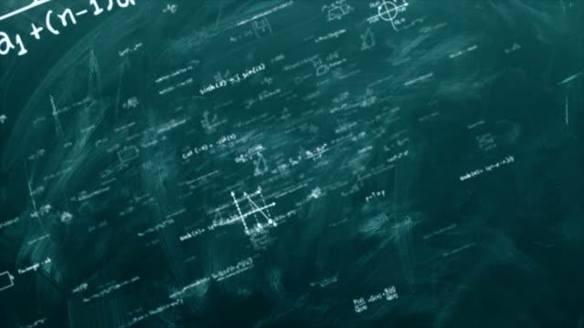 vídeos y material grabado en eventos de stock de matematik formulleri lazo - clase de escritura