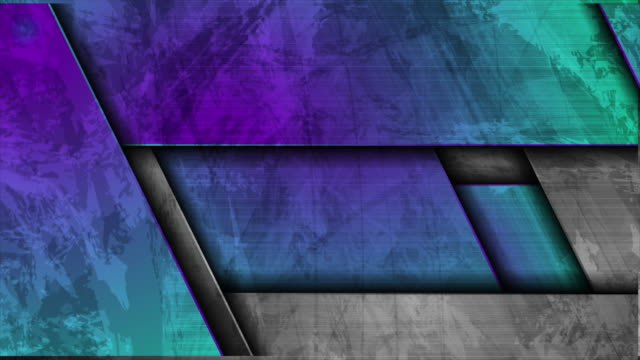 Material grunge stripes abstract tech motion animated background
