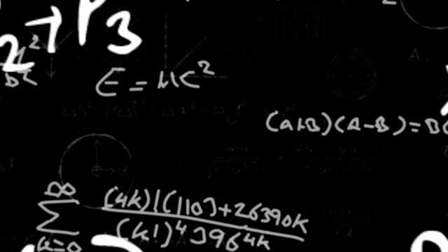 Mathematik Hintergrund – Video