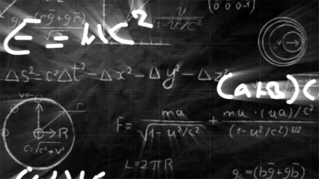 maths background - physics stock videos and b-roll footage
