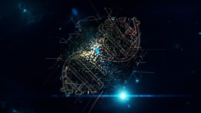 DNA Matrix Cube