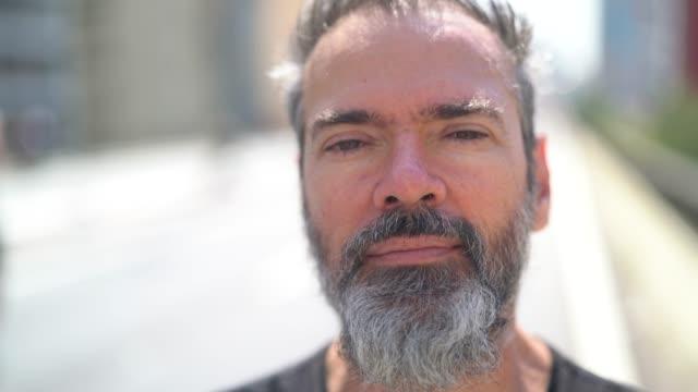 stockvideo's en b-roll-footage met volwassen man portret - latijns amerikaanse en hispanic etniciteiten