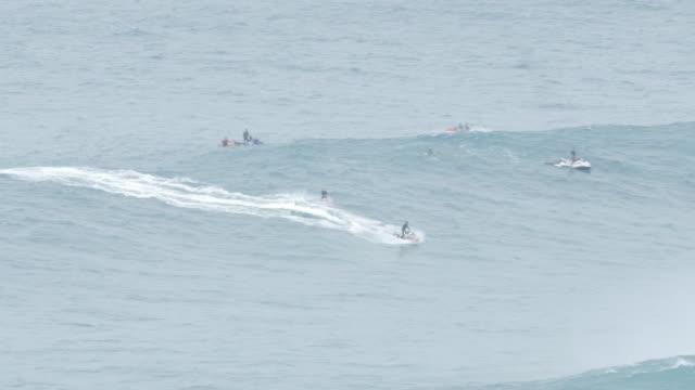 4K Maui, Hawaii, Jaws Surfer video
