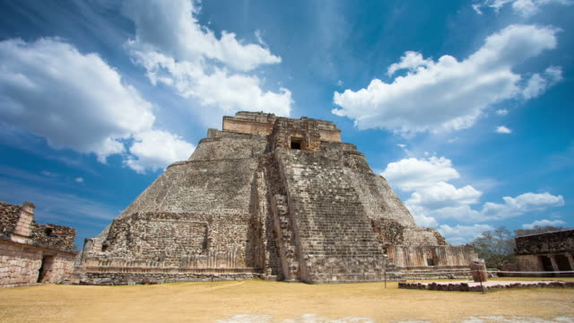 TIME LAPSE: Maya Ruins Uxmal video