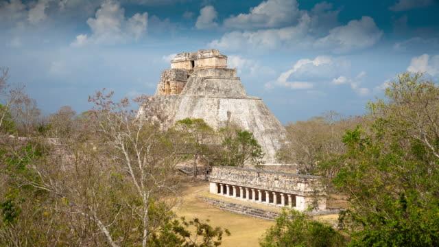 TIME LAPSE: Maya Ruins video
