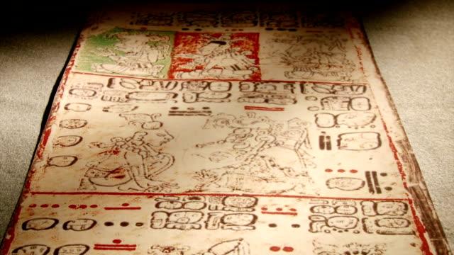 Mayan Codex, tilt video