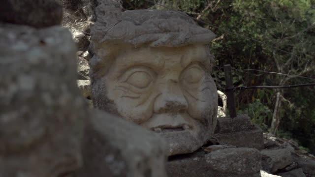 Mayan ruins Mayan ruins filmed in honduras daylight savings stock videos & royalty-free footage