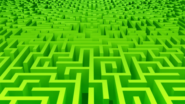 Maze Move Green video