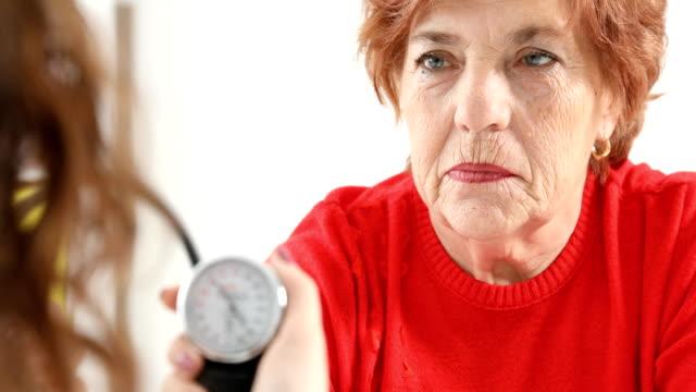 血圧測定  ビデオ