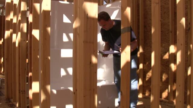 Measuring Construction. video