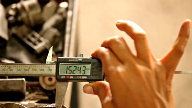 Measuring Equipment Digital video