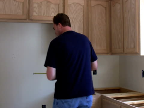 Measuring Kitchen video