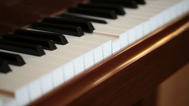 Mechanical piano plays some melody video
