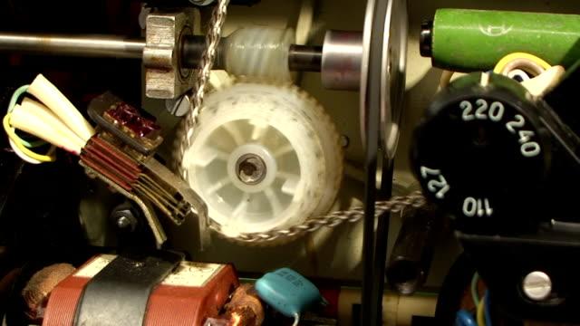 meccanismo - leva video stock e b–roll