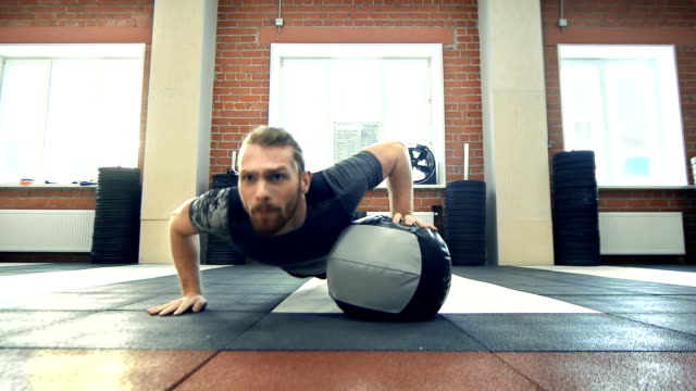 Med Ball Push Ups video