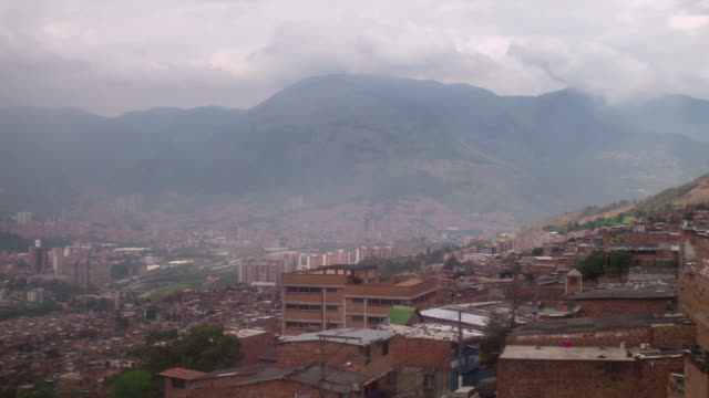 Medellin Aerial View, Colombia video
