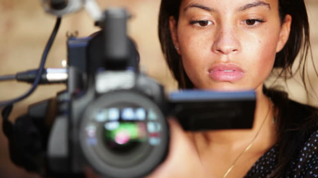 media: camera woman