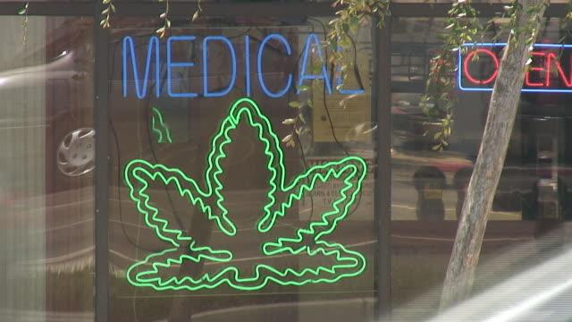 HD: Medical Marijuana Store video