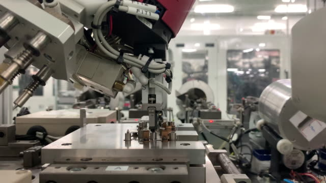 Video Medical robot in industry