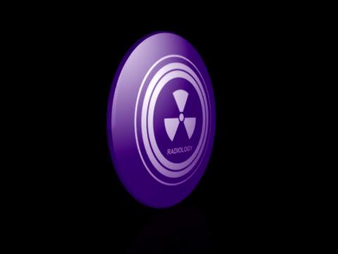 medizinische symbole – radiology - begriffssymbol stock-videos und b-roll-filmmaterial