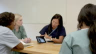 istock Medical team in meeting 1169620639