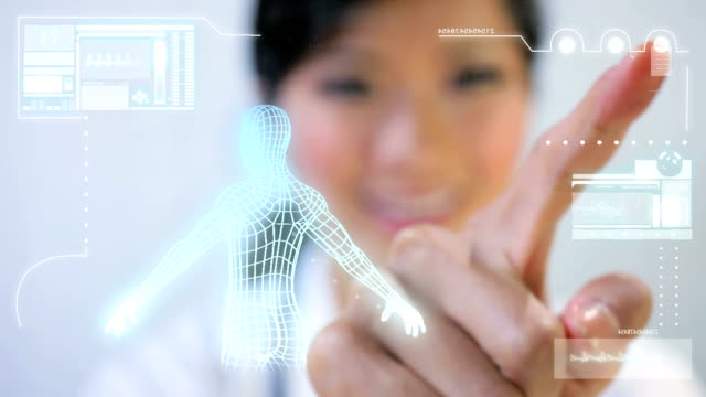 DNA Medical Touchscreen Technology video