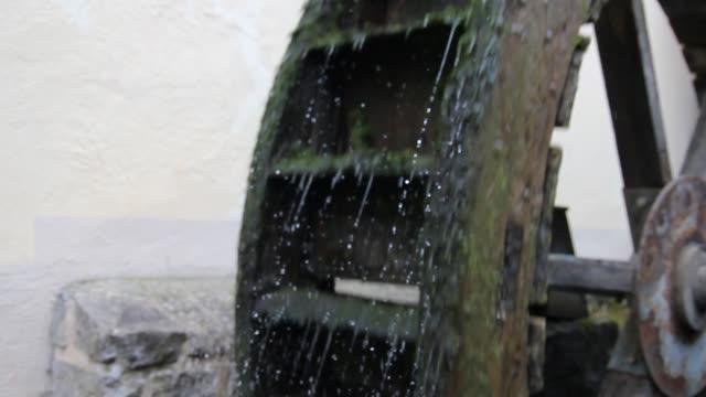 medieval millwheel ist turing